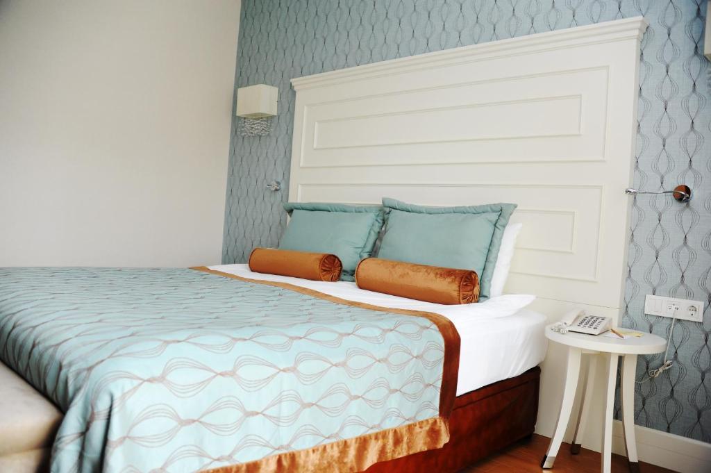Trendy verbena beach hotel manavgat informationen und for Trendy hotel