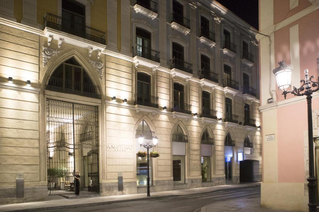 Hospes am rigo alicante reserva tu hotel con viamichelin for Hotel diseno alicante