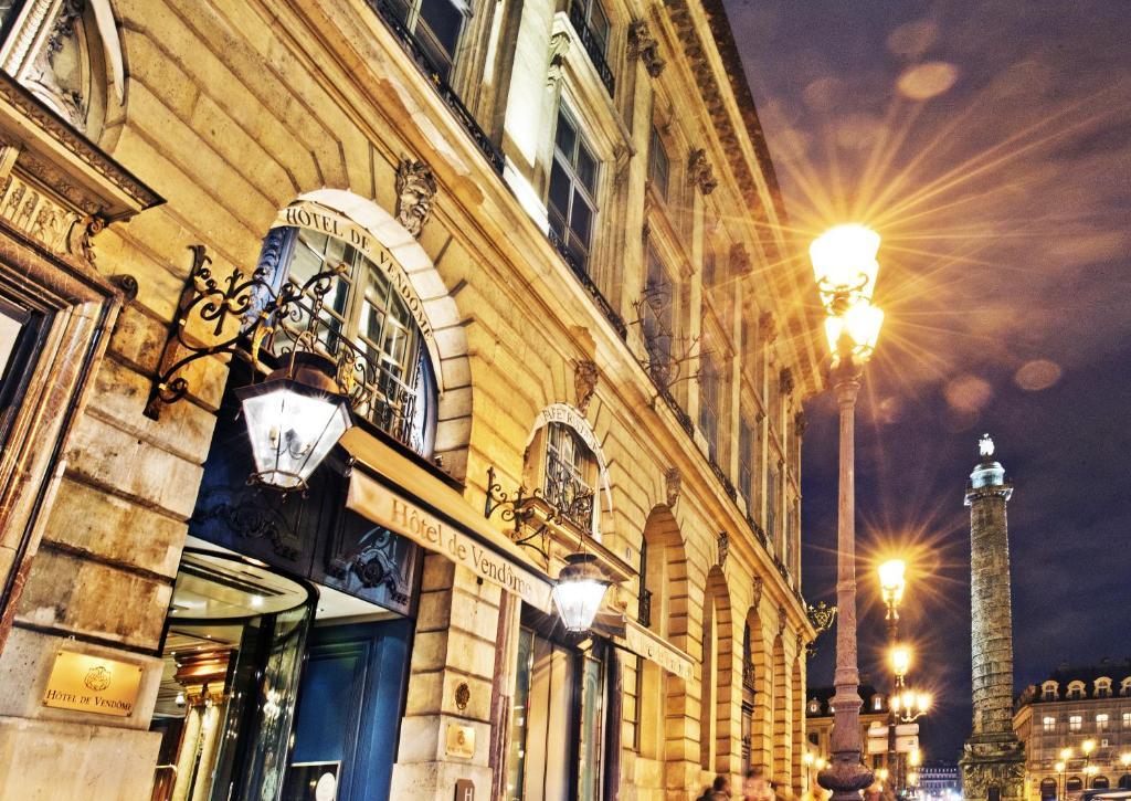 H tel de vend me paris book your hotel with viamichelin for Paris vendome gioielli