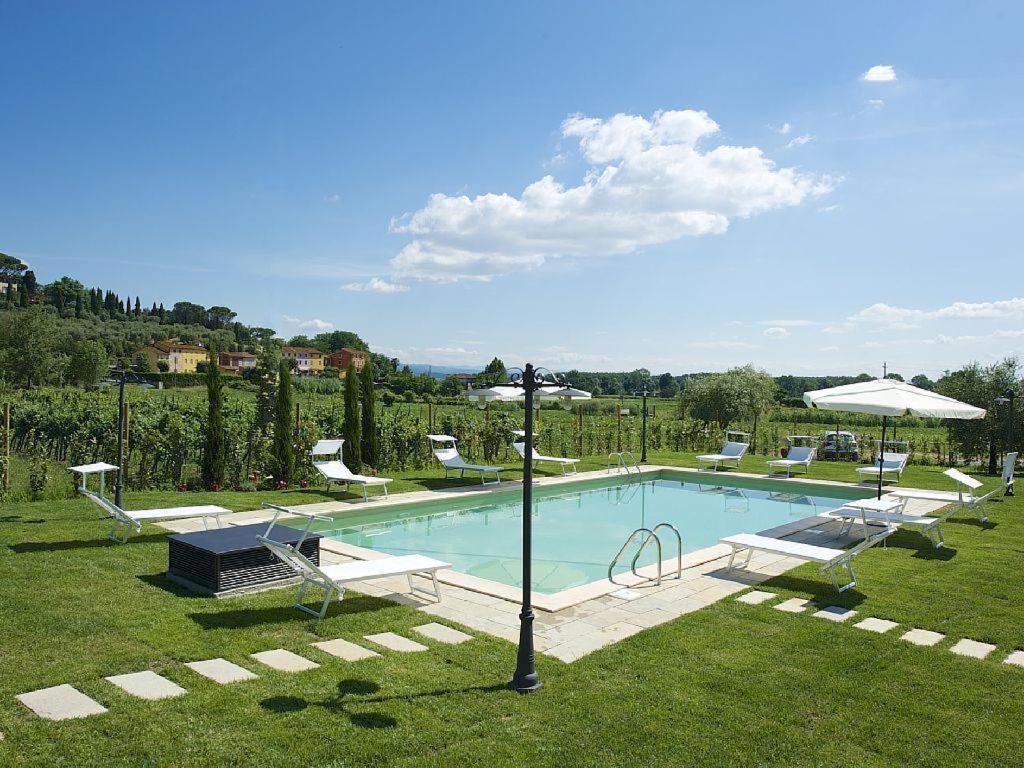 Villa con piscina italia san ginese - B b con piscina toscana ...