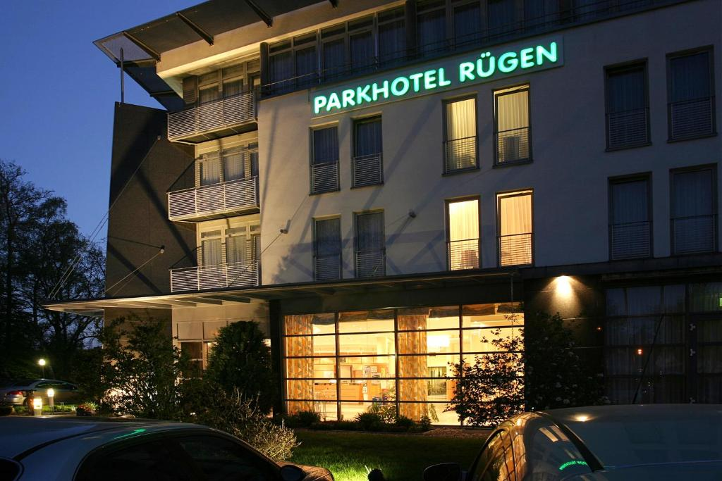 parkhotel r gen bergen auf r gen informationen und buchungen online viamichelin. Black Bedroom Furniture Sets. Home Design Ideas