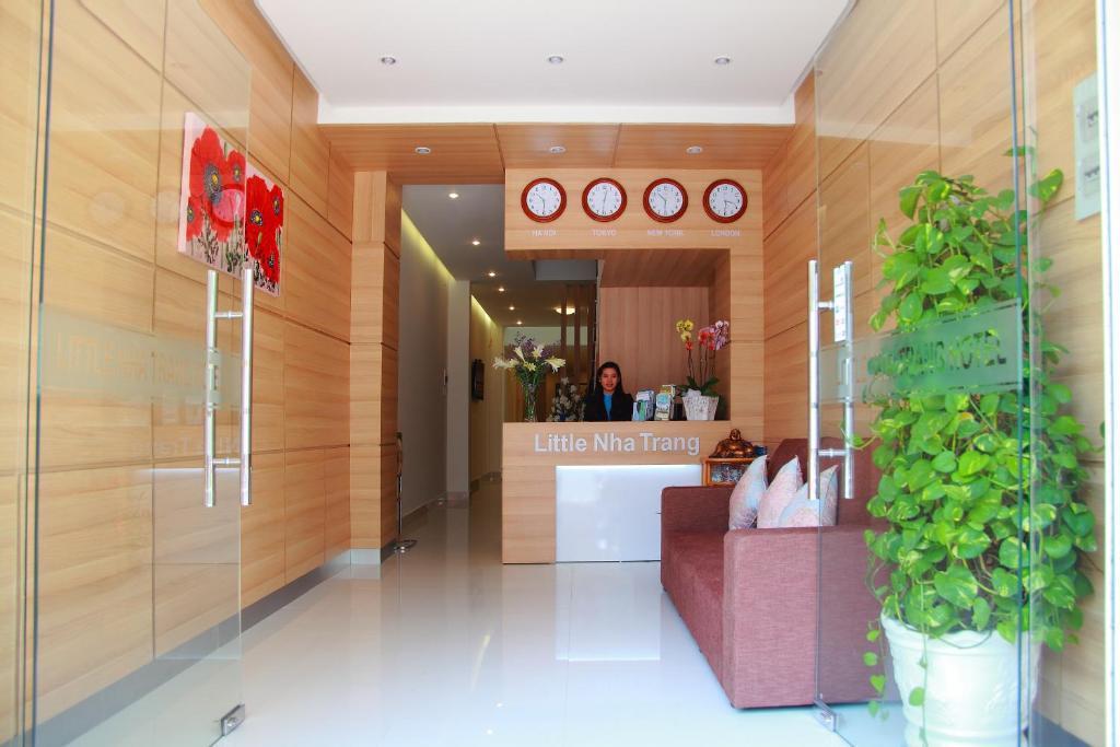 Khách sạn Little Nha Trang