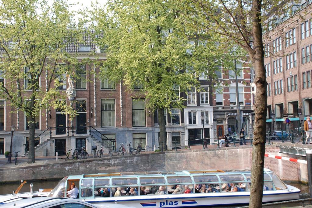 Zahlung Im Hotel Amsterdam