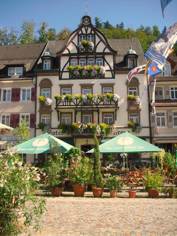 Hotel Restaurant Krone Wolfach