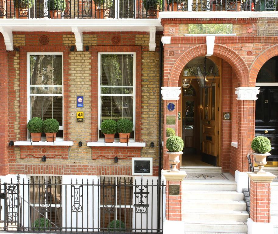 20 Nevern Square Hotel (Reino Unido Londres) - Booking.com