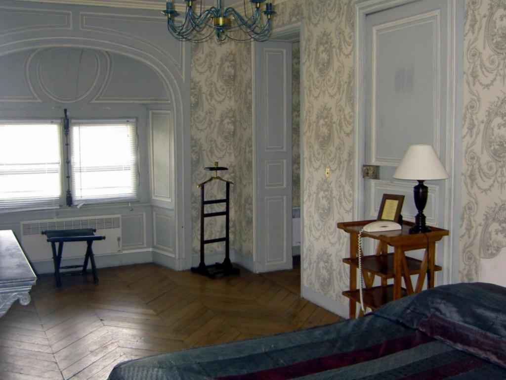 Restaurant Chateau Marechal De Saxe