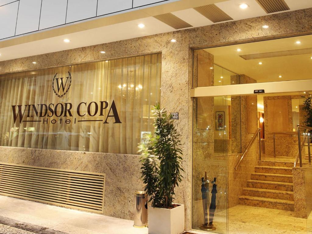 Windsor Copa Hotel - Rio De Janeiro