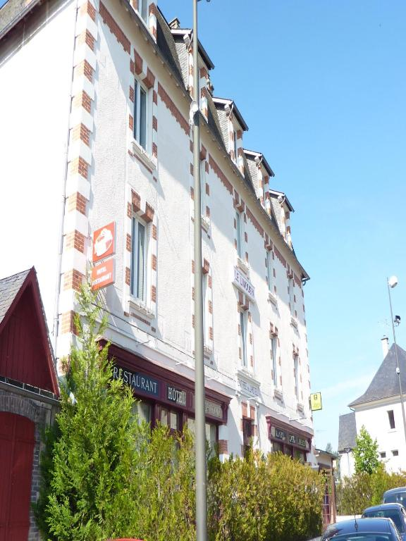 Hotel Restaurant Le Limousin Meymac