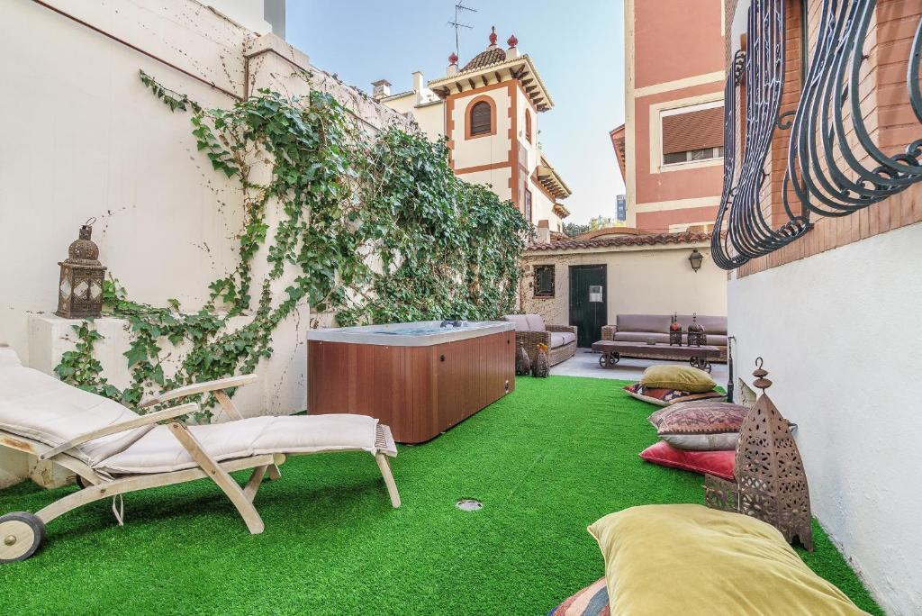 Vakantiehuis jardines del real valencia spanje for Jardines del real valencia