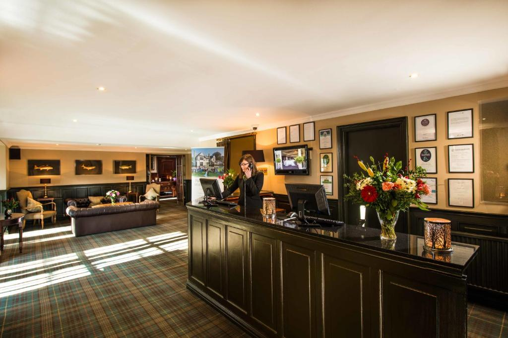 Huntingtower Hotel Restaurant