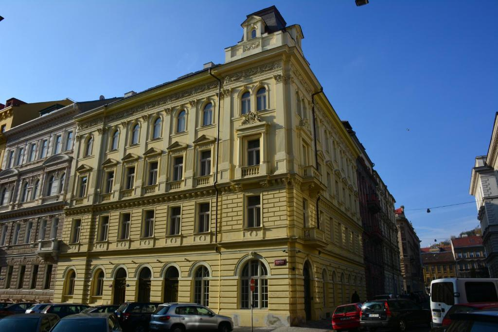 City apartment prag informationen und buchungen online for M hotel prague