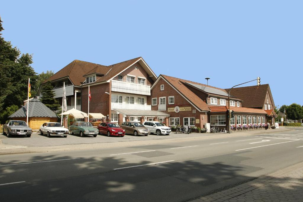Frommanns Landhotel Rosengarten Book Your Hotel With