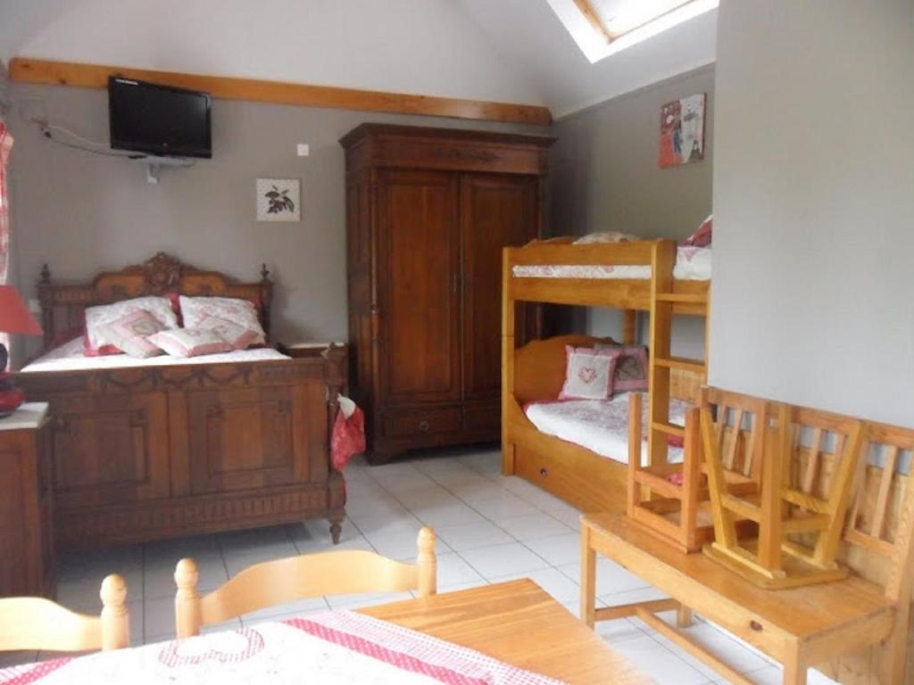 gites chambres dhote roulottes du ternois saint With chambre d hote saint pol sur ternoise