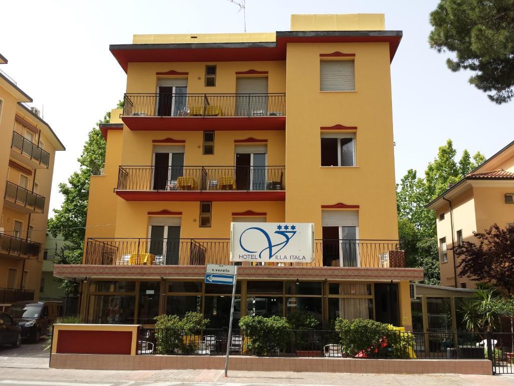 Hotel Et La Villa Rimini Telefono