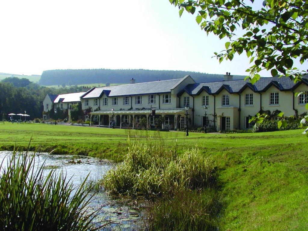 Brooklodge Macreddin Village Wicklow Online Booking Viamichelin