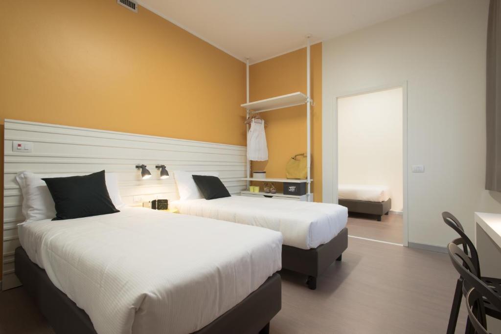 Hotel ornato gruppo minihotel bresso prenotazione on for Hotel ornato milano