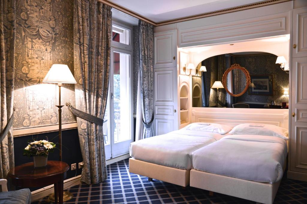 Carlton lausanne boutique h tel r servation gratuite sur for Boutique hotel suisse