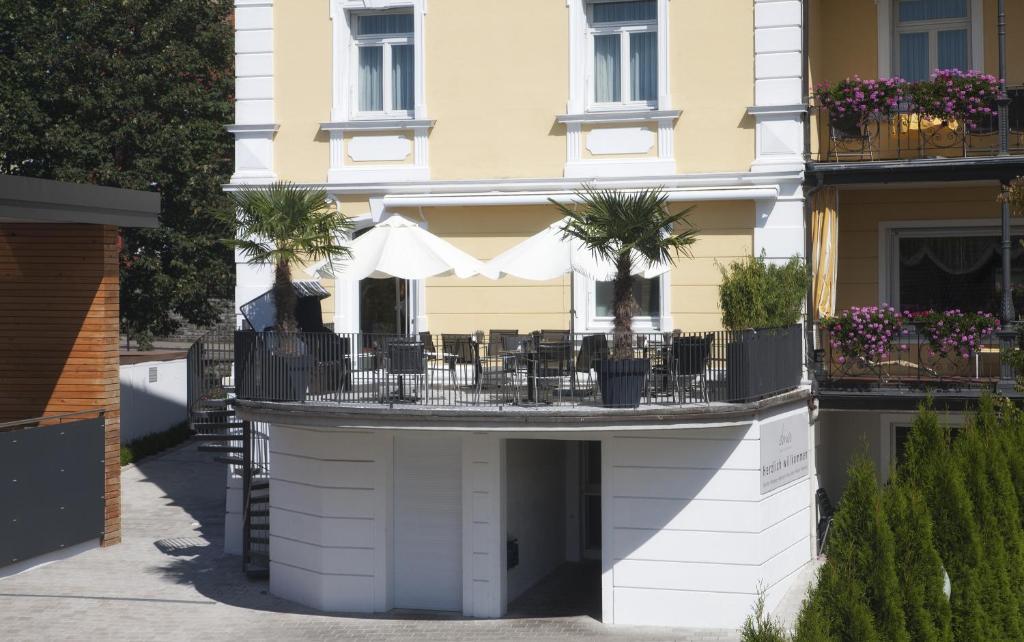 Ebner boutique hotel konditorei lindau online for Designhotel lindau