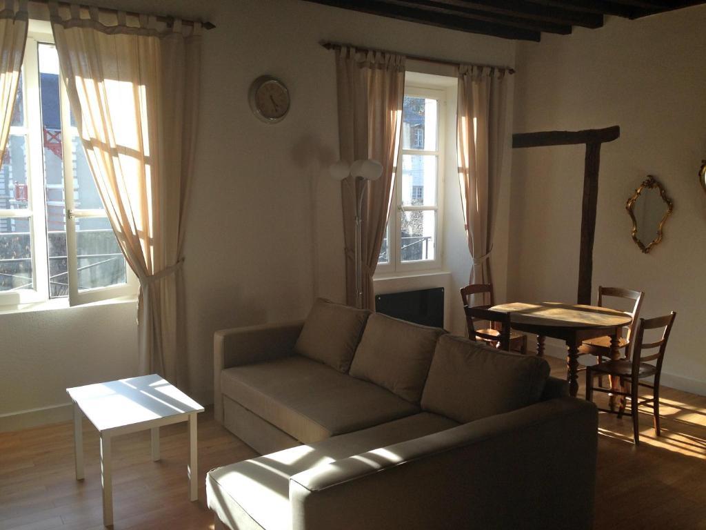 Appartement les carm lites appartement blois dans le for Appart hotel dans le 95
