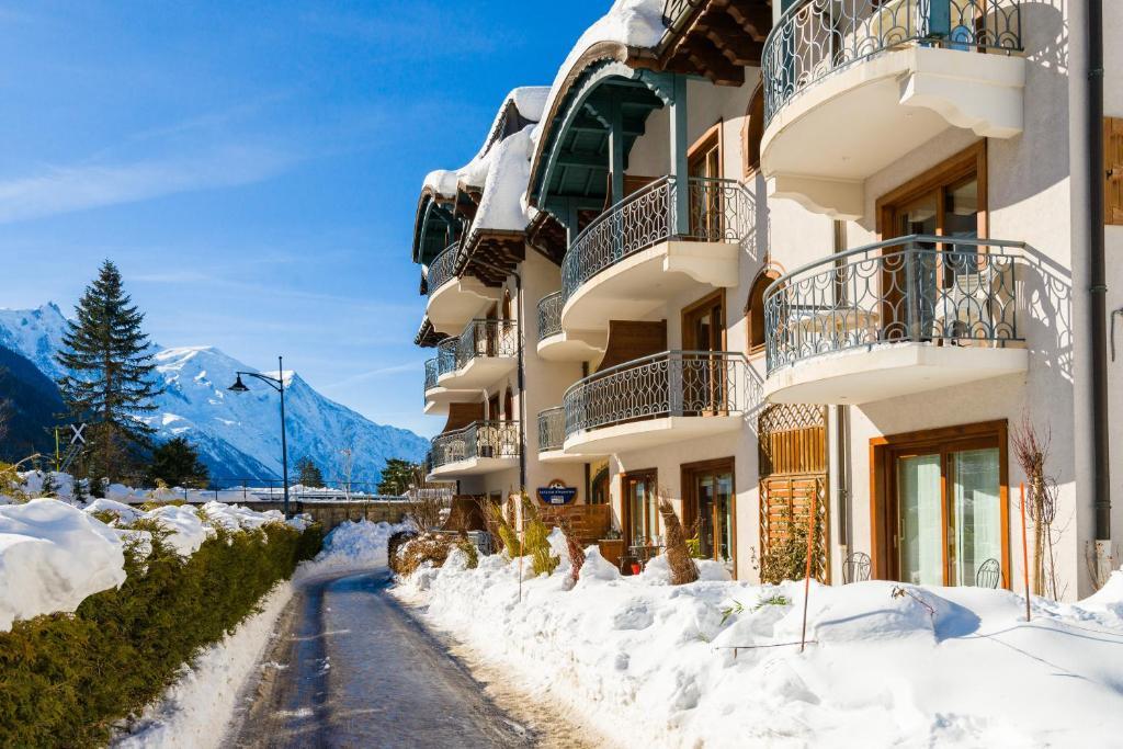 Lagrange vacances le cristal d 39 argenti re chamonix mont for Hotels chamonix