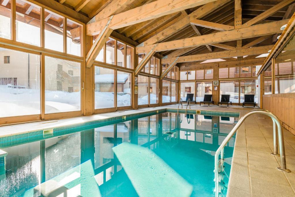 Lagrange vacances les chalets edelweiss locations de - Residence de vacances gedney architecte ...