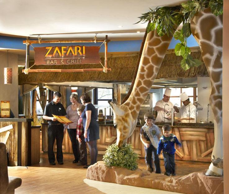 Chessington Safari Hotel Restaurant