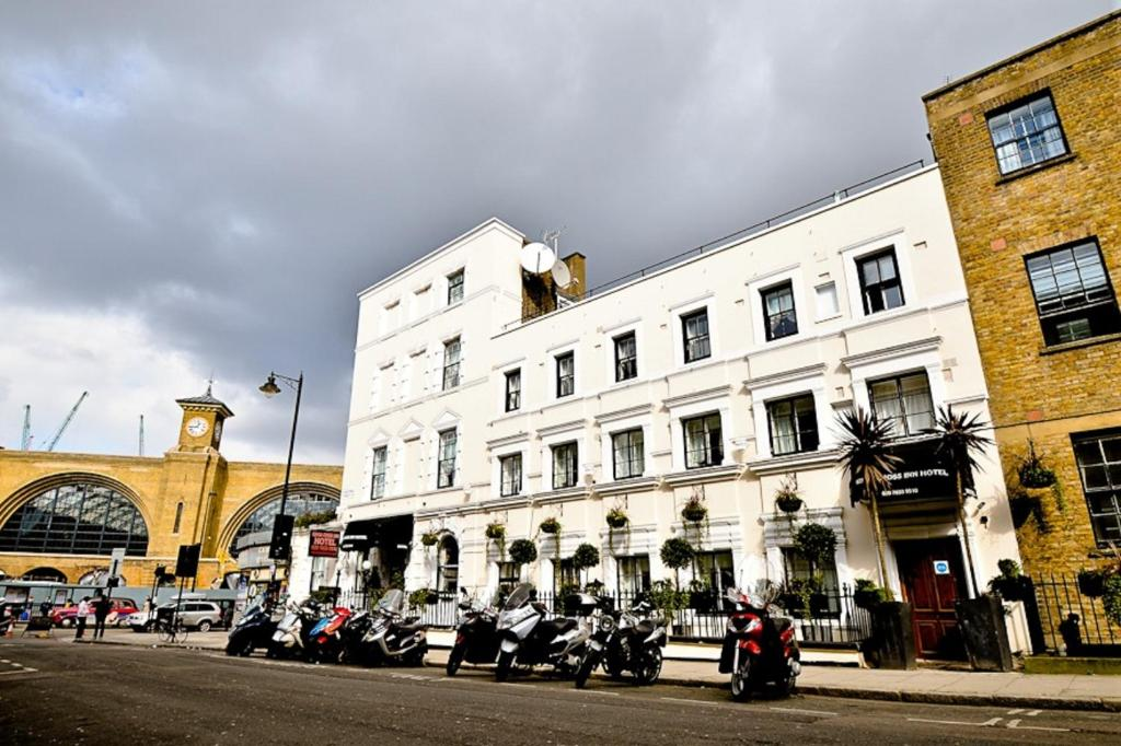 Central Hotel Kings Cross Reviews