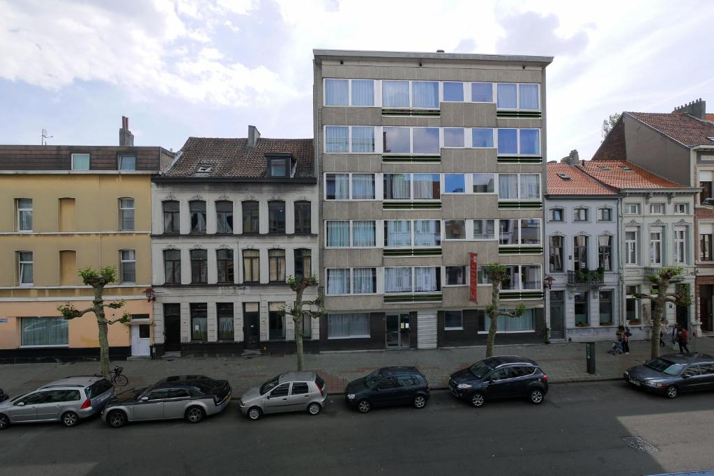 Residence budget flats antwerp belgio anversa for Hotel ad anversa