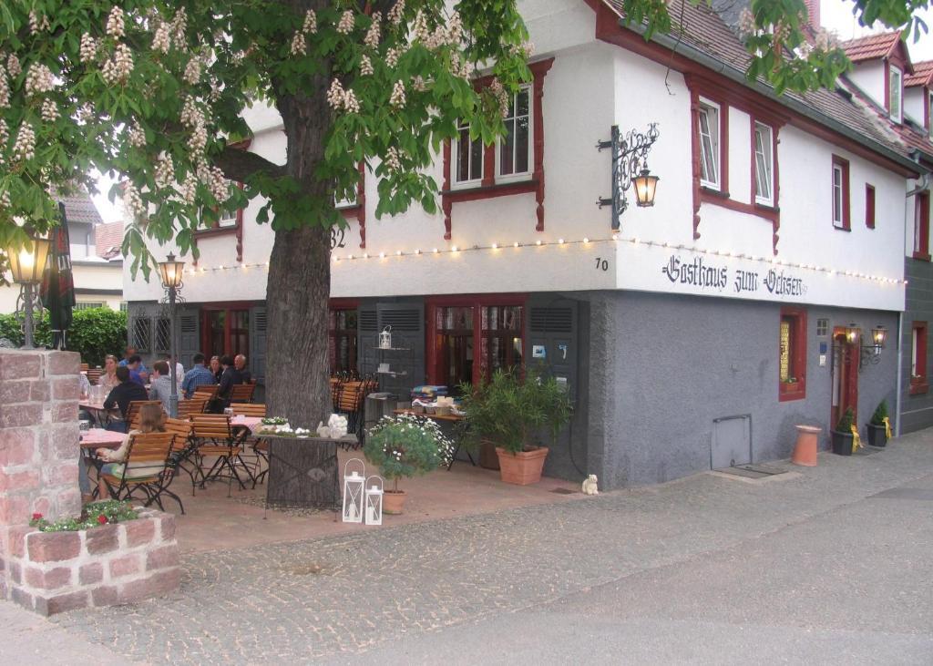 Hotel Restaurant Alexandros Am Rebstock    Mannheim