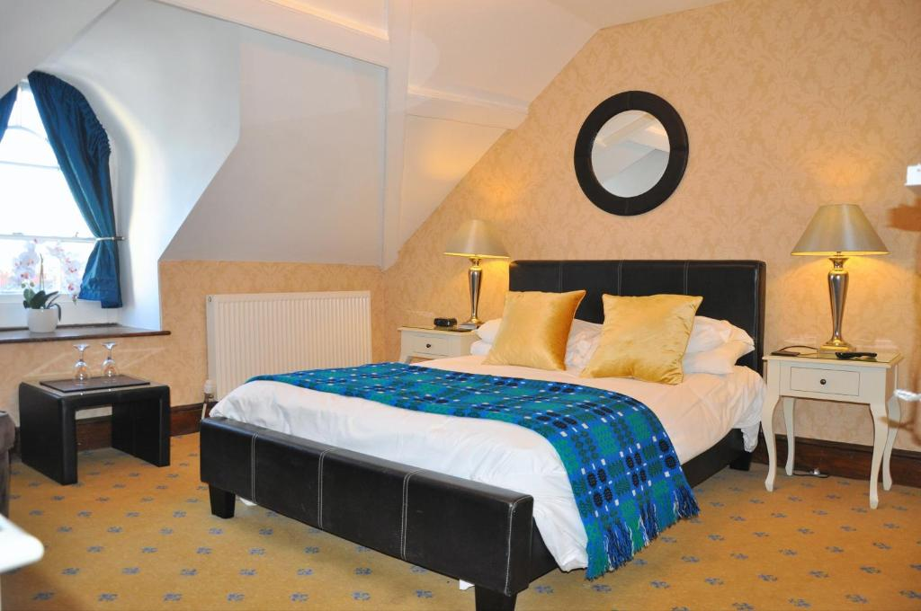 Llety Teifi Guesthouse room 4