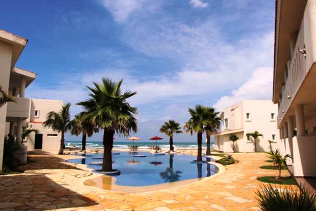 Rooms: Hotel Carasol Villas & Suites, Ciudad Madero, Mexico