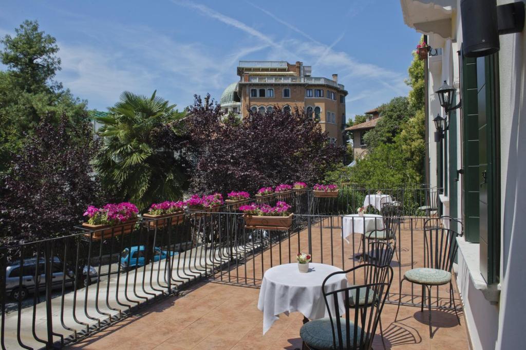 hotel villa edera venezia prenotazione on line