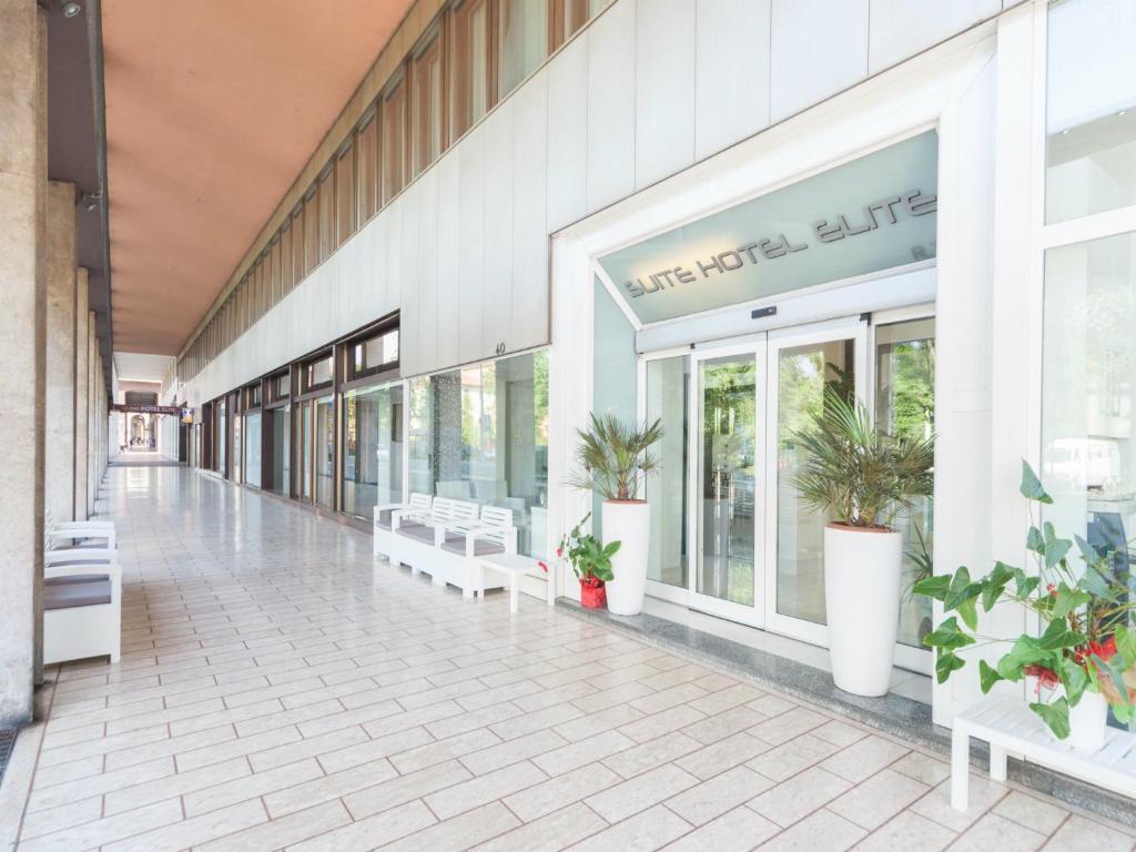 Booking Suite Hotel Elite Bologna