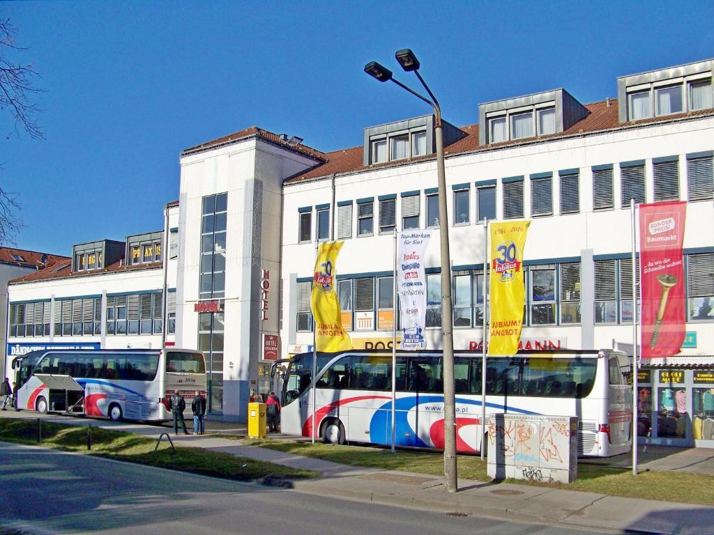 Hotel Amadeus Berlin Mahlsdorfer Str