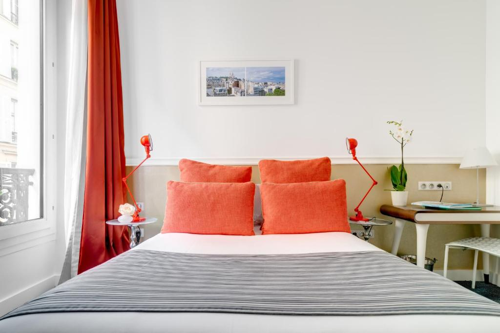 Hotel Monterosa Parigi