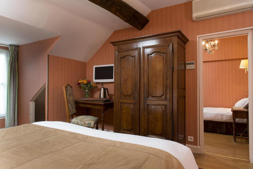 H tel du palais bourbon parijs viamichelin informatie en online reserveren - Hotel du palais bourbon ...