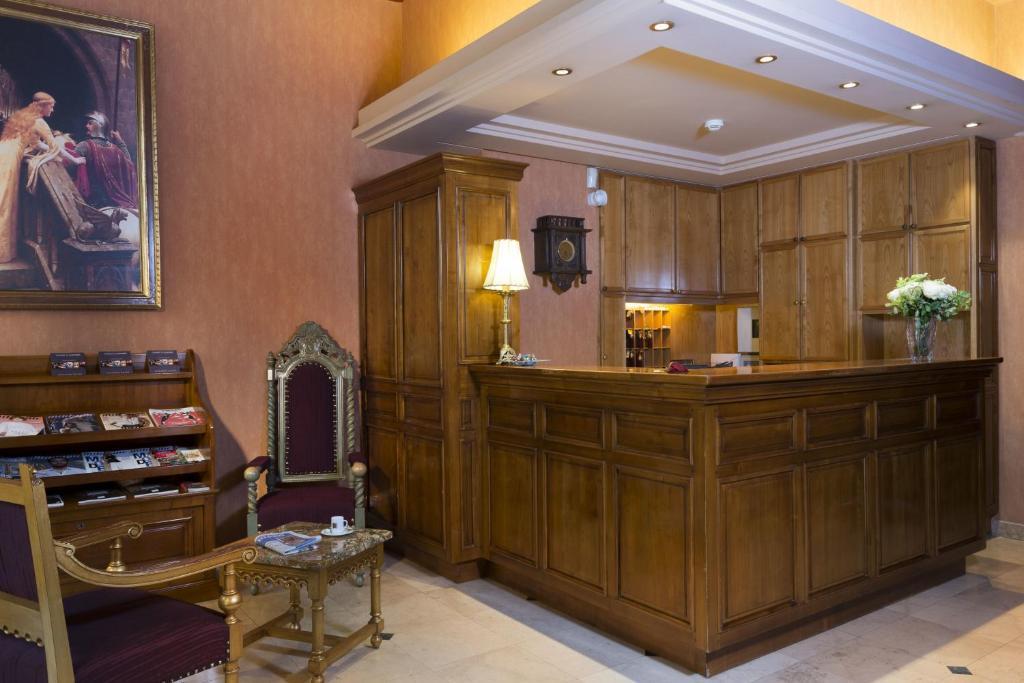 H tel du palais bourbon r servation gratuite sur viamichelin - Hotel du palais bourbon ...