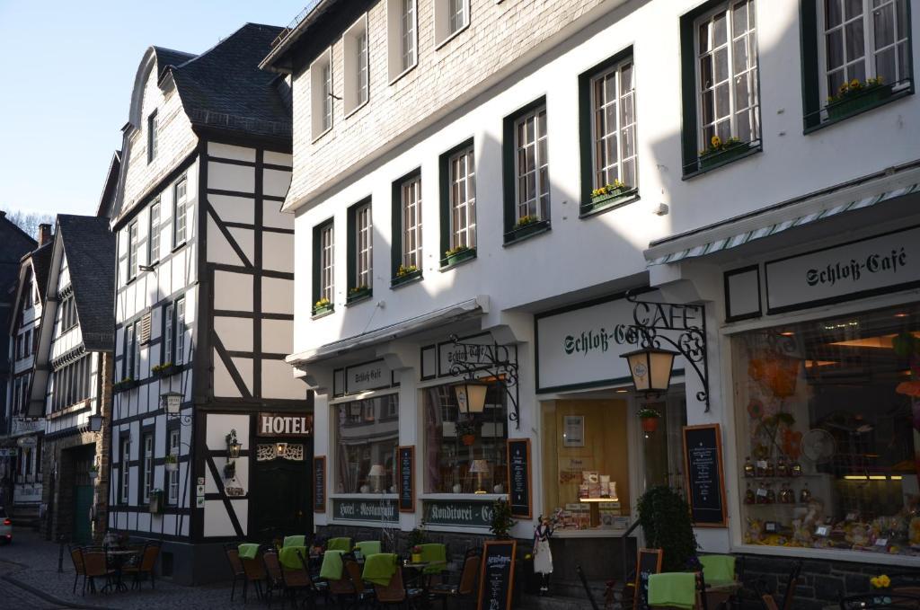 Guesthouse Schlo Ef Bf Bd Cafe