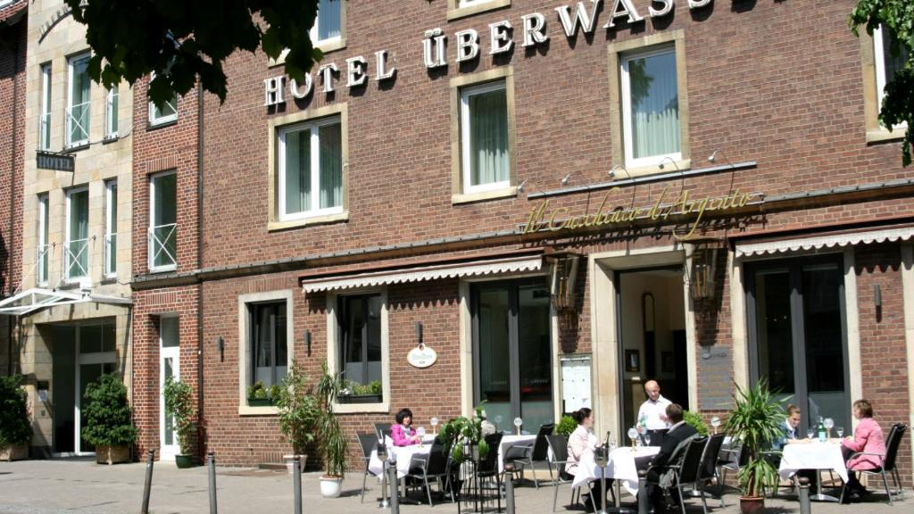 Hotel Uberwasserhof Munster Booking