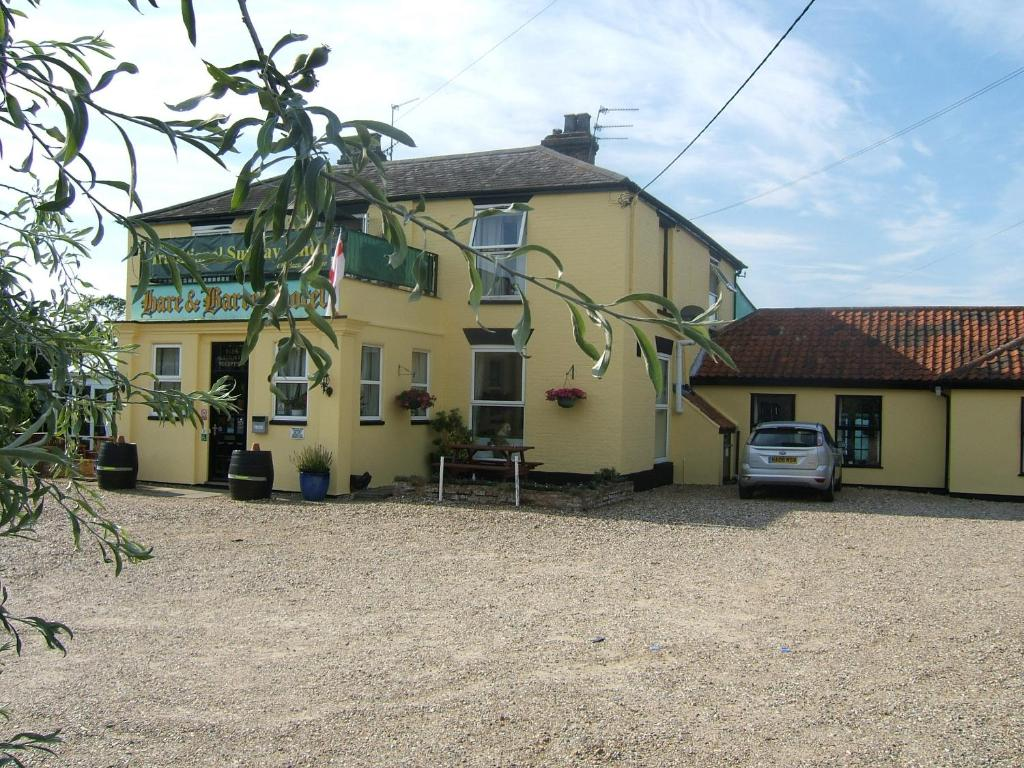 The Hare And Barrel Hotel