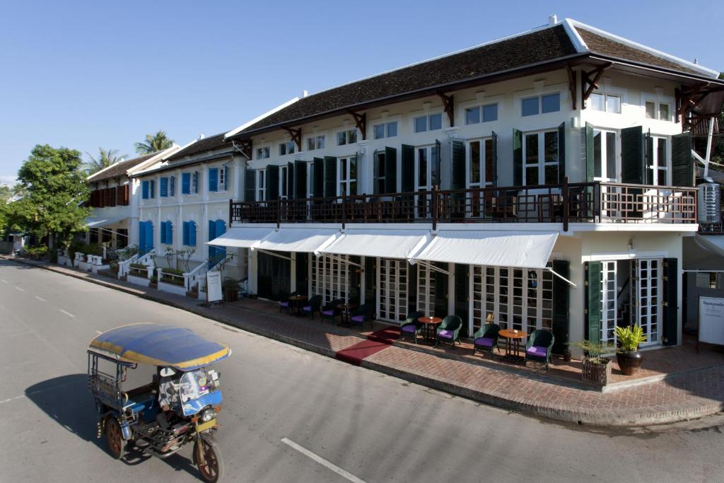 The belle rive boutique hotel louangphrabang for Bell rive