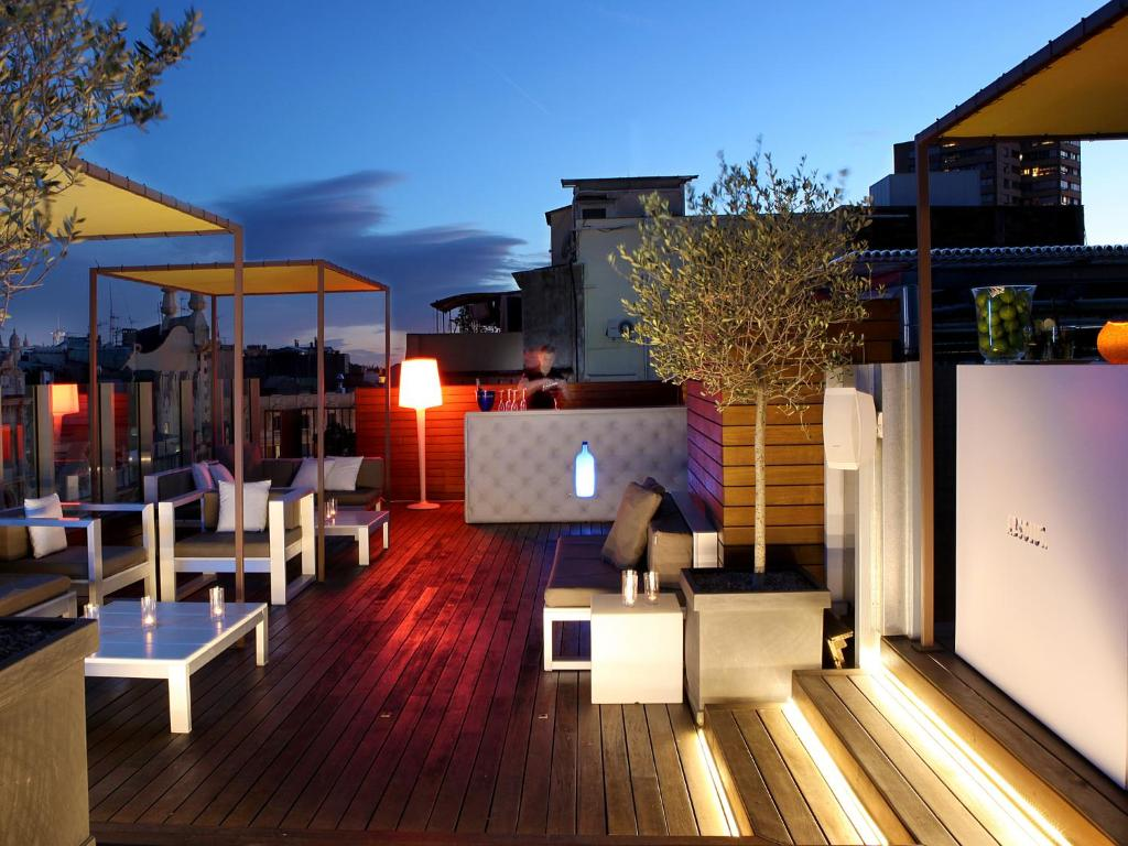 Axel hotel barcelona urban spa adults only for Hotel barcelone