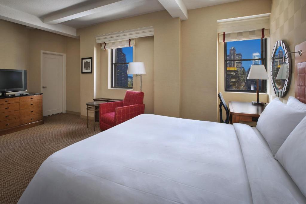 New York Marriott East Side Rooms