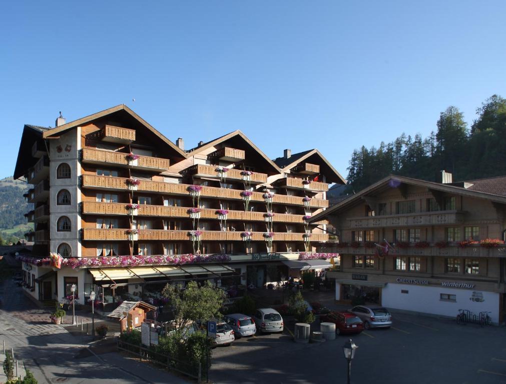 Wander gourmet hotel bernerhof saanen reserva tu for Gourmet hotels