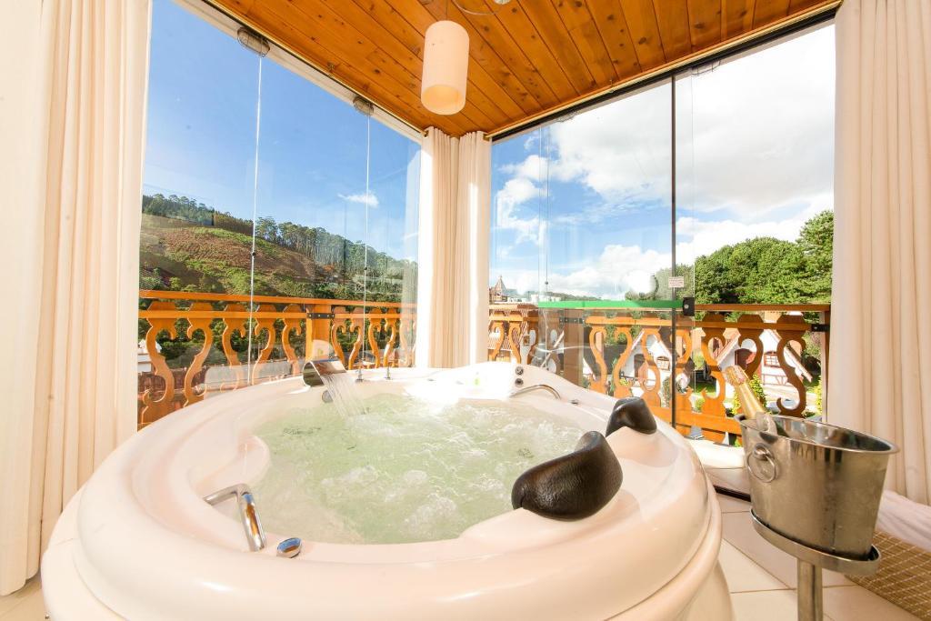 hotéis em Monte Verde