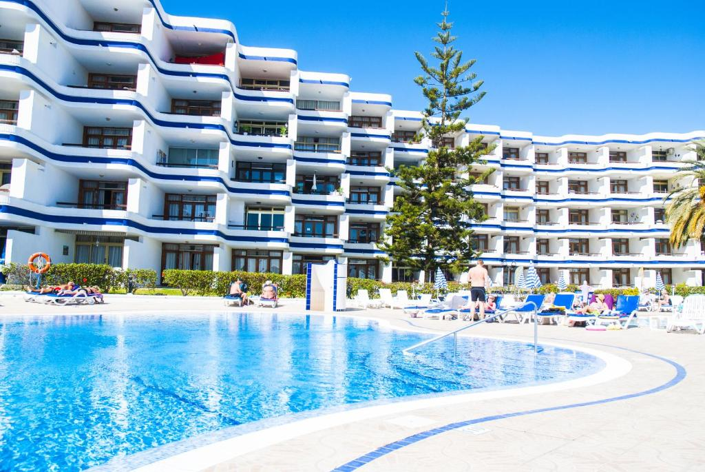 Apartments apartamentos tamar n holiday houses playa del ingles - Apartamentos en playa del ingles baratos ...