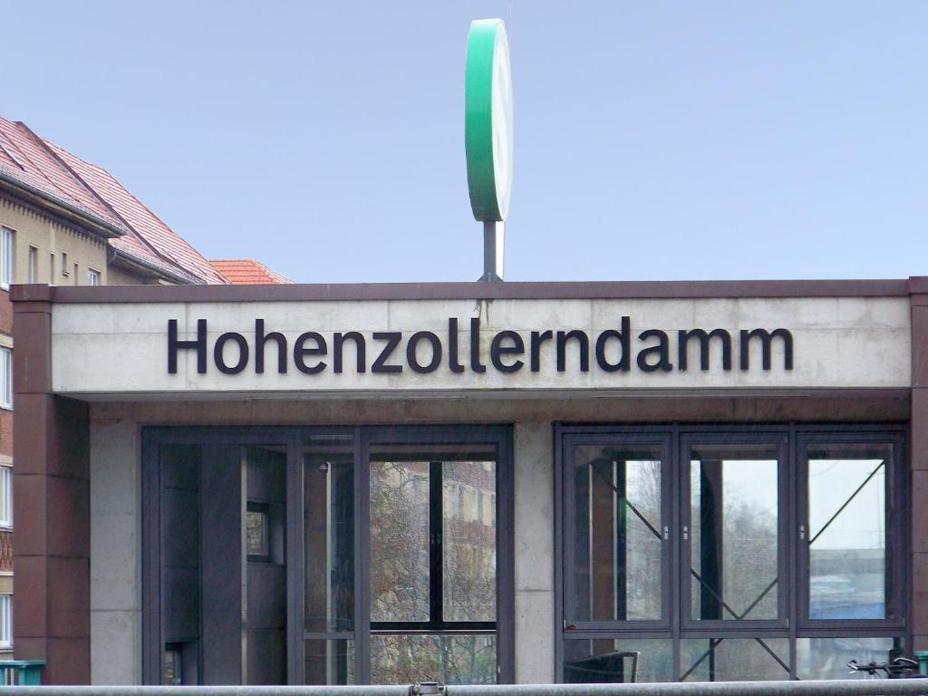 Hotel Hohenzollerndamm Berlin