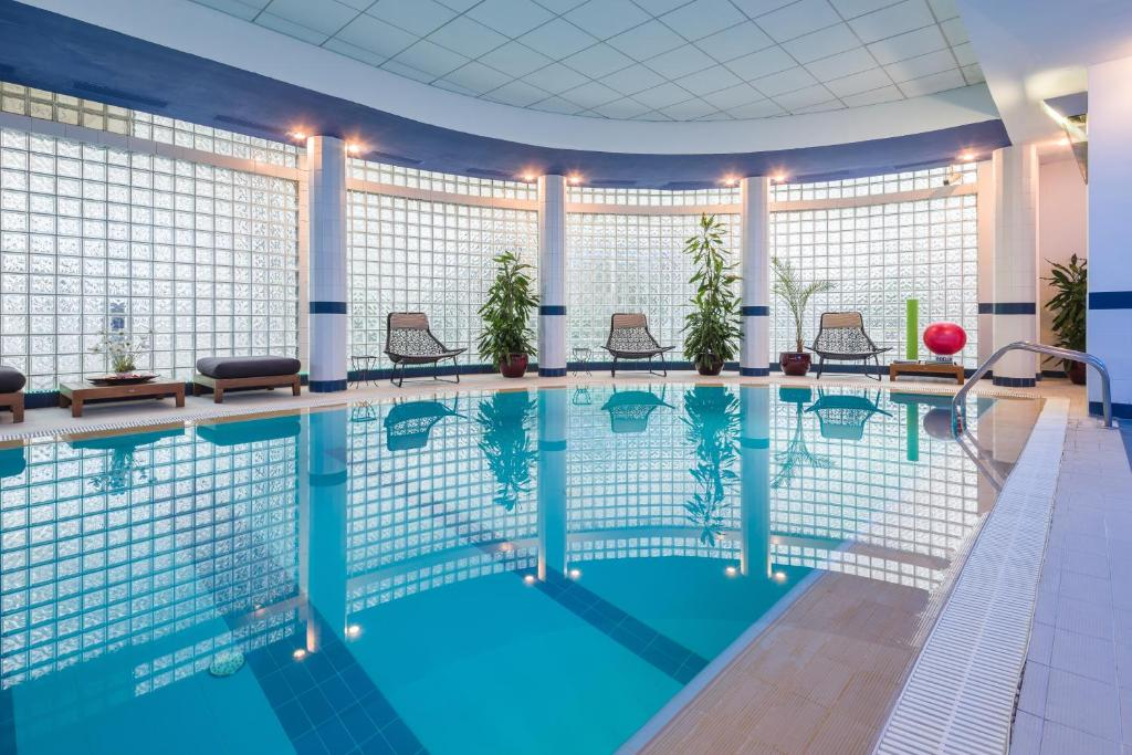 Hotel With Private Pool In Room Bucharest