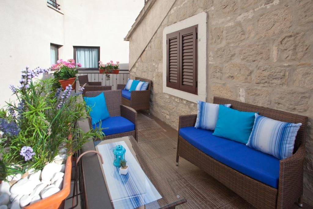 Villa toni design apartments split viamichelin for Design hotel 101 split