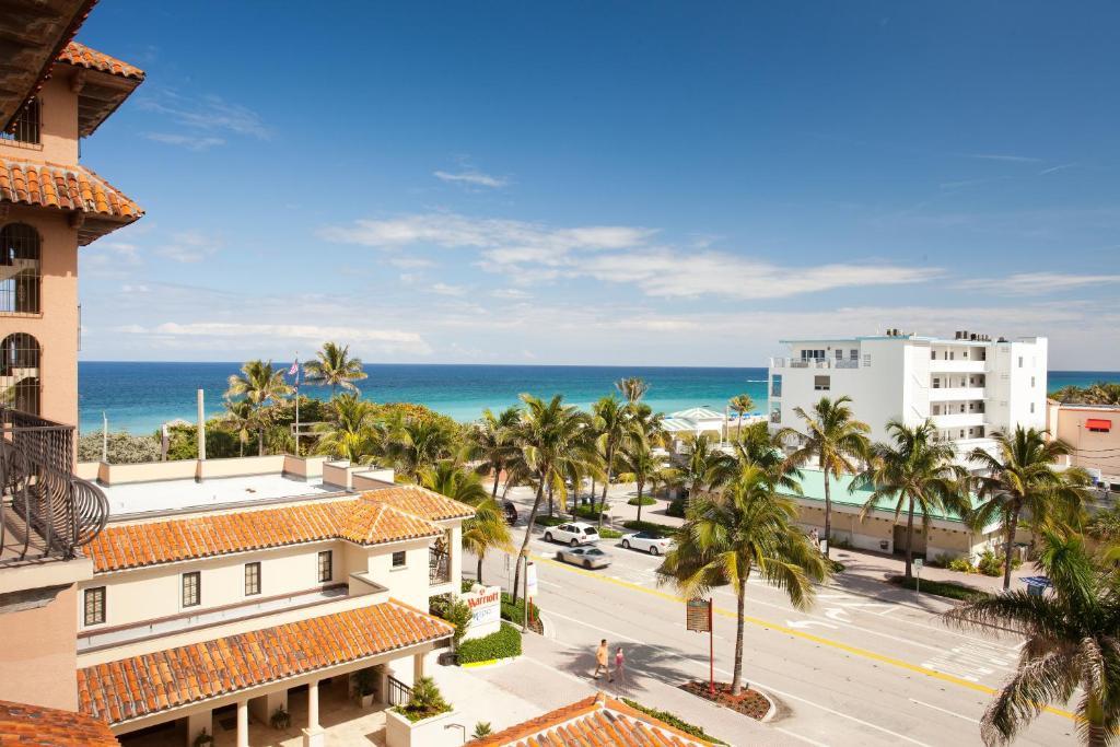 Marriott Delray Beach Concierge
